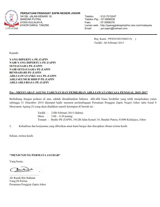 surat mesyuarat pe-zapin 2015 kali pertama_001